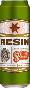 Six Point-Resin